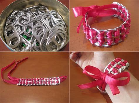 Pop Tabs Bracelet   DIY   AllDayChic