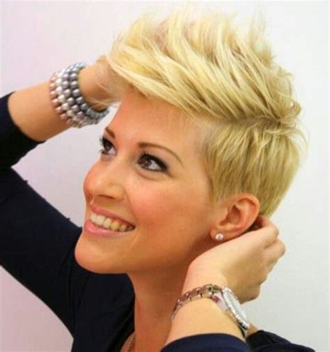 spikey hair styles for a black small round face 141 best images about cancer coping hair info on pinterest