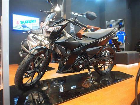 Harga Alarm Untuk Motor Injeksi by Harga Suzuki Satria F150 Injeksi Black Predator Special