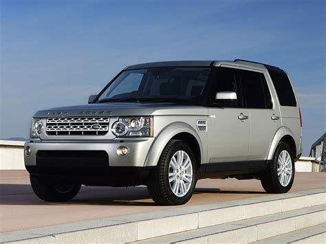 land rover lr4 2010 land rover lr4 price photos reviews features