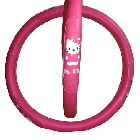 Cover Stir Mobil Fc Barcelona Sarung Stir Mobil Merah Hitam sarung stir mobil hello pink cover setir jual murah sarung sandaran cover jok