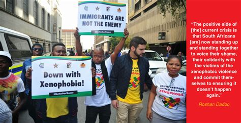 house music websites south africa xenophobia we were warned the citizen