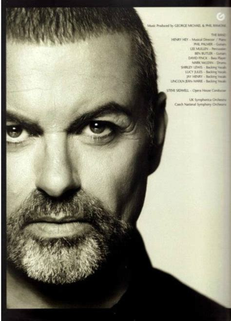 George Michael | george michael music soothes the soul pinterest
