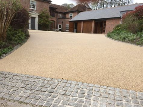 new resin bound gravel driveway surface mid kent laid excellent resin bound paving in somerset dorset and devon