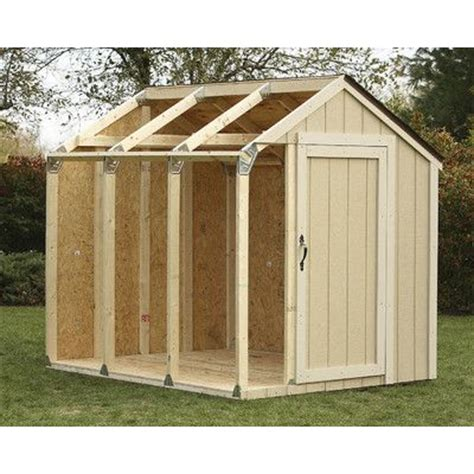 Easy Shed Kit by Features Materials Cut List Included Easy Assembly