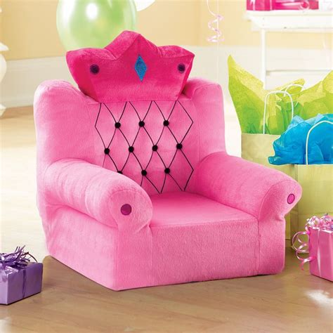 How To Make A Princess Chair by Pink Princess Throne