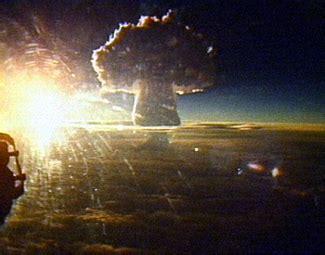 tsar bomba اقوى سلاح نووى فى العالم