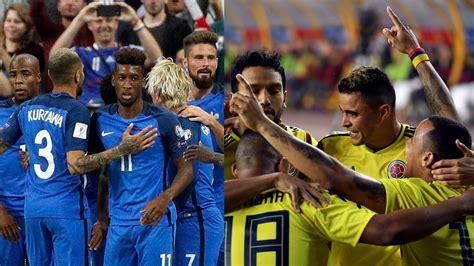 francia mundial 2018 161 oficial amistoso colombia vs francia previo al mundial