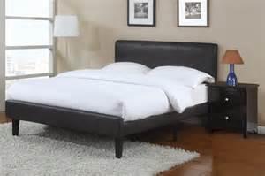 Platform Bed With Side Drawers Furniture Upholstered Platform Bed Size With