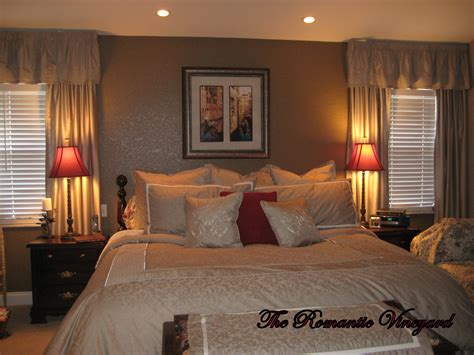 decorating ideas for master bedrooms romantic master bedroom designs decobizz com