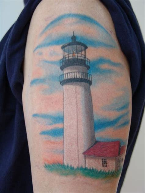 tattoo meaning lighthouse my lighthouses the lighthouse tattoo