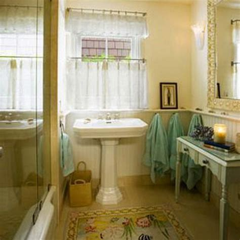 Bathroom Window Curtains Modern Bathroom Window Curtain Ideas For And Style