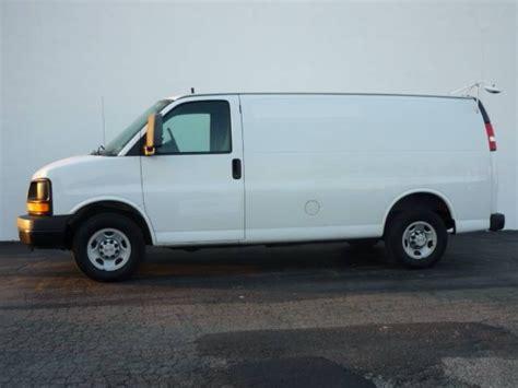chevrolet work vans buy work vans buy chevrolet cargo work vans for sale