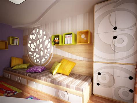 Childrens Bedroom Designs Original Children S Bedroom Design Showcasing Vibrant Colors And Textures Freshome