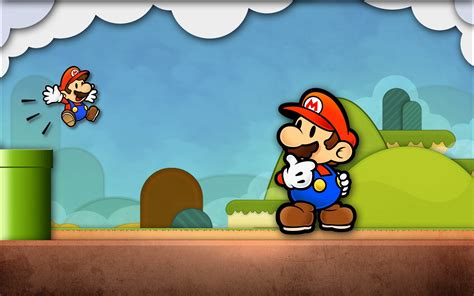 Imagenes Full Hd Mario Bros | mario hd 1920x1200 imagenes wallpapers gratis