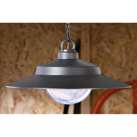 hanging solar powered shed patio led light 217676