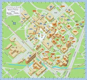 Miami University Map by Campus Map Ummg Faculty Orientation At Miller Of