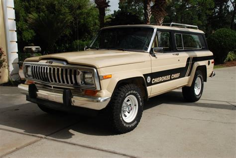 Jeep Chief For Sale 2015