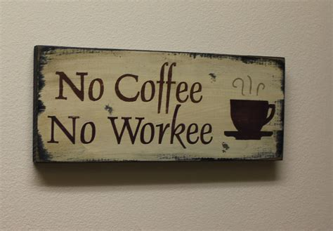 Rustic Coffee Mugs Updating My Kitchen With New Coffee Wall Hangings Jen