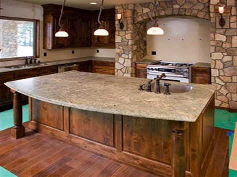 kitchen countertops types bloombety types of countertops for kitchen with