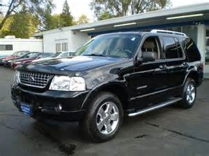 2004 Ford Explorer Value 2004 Ford Explorer Limited Crest Hill Illinois Rides