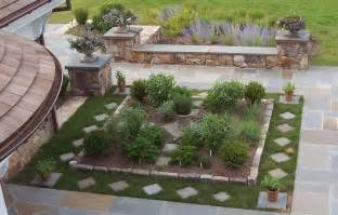 Herb Garden Layout Ideas Small Gardens And Details Chester Design Llc
