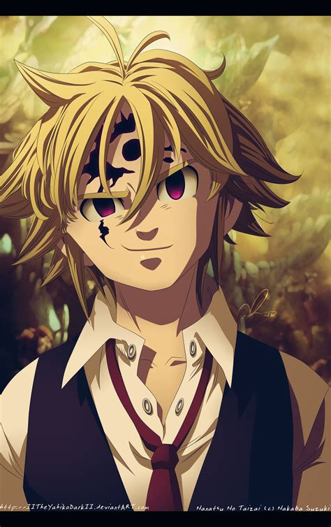 nanatsu no taizai nanatsu no taizai 194 the return of the king by