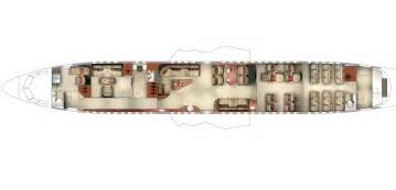 737 Floor Plan by Vvip Aviation