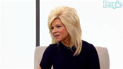is theresa cputo mother dead theresa caputo endured decades of anxiety because she