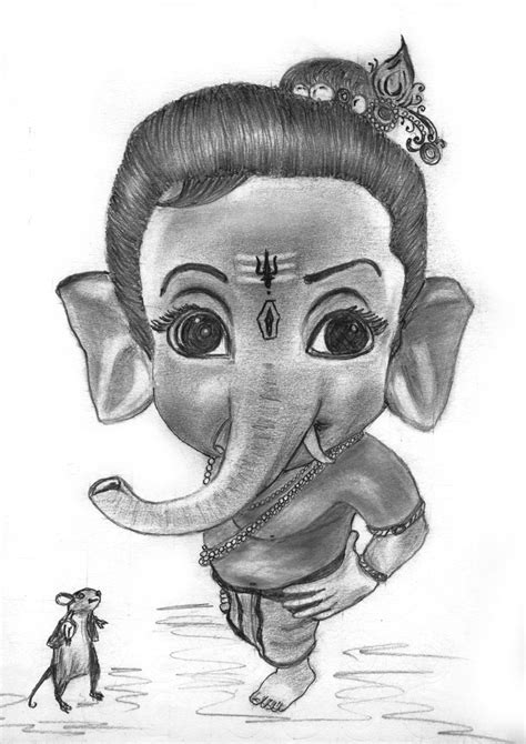 Sketches 1080p by Lord Ganesha By Sanjayorange On Deviantart