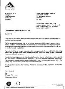 letter from dvla 11 june 2009 the sovereign state of