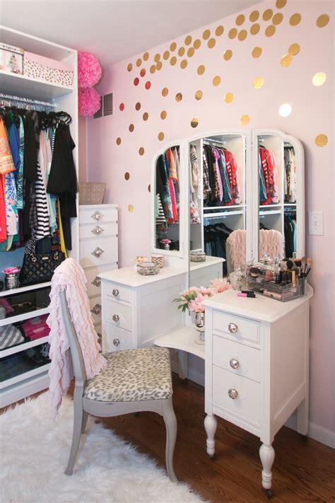 closet room dressing room reveal