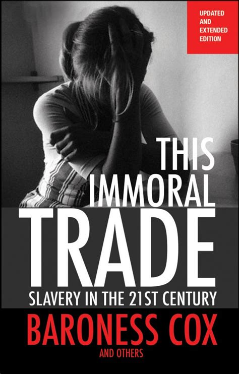 Book Review By Freya by This Immoral Trade A Book Review By Freya Dodd
