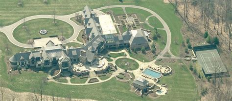 biggest house in ohio scott wolstein s ohio mega estate homes of the rich