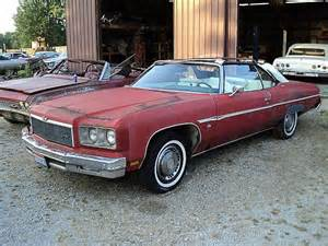 1975 Chevrolet Caprice Convertible For Sale 1975 Chevrolet Caprice Convertible For Sale Creston Ohio