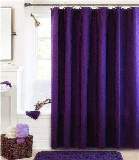 Shower Curtains With Purple Purple Shower Curtain Purple