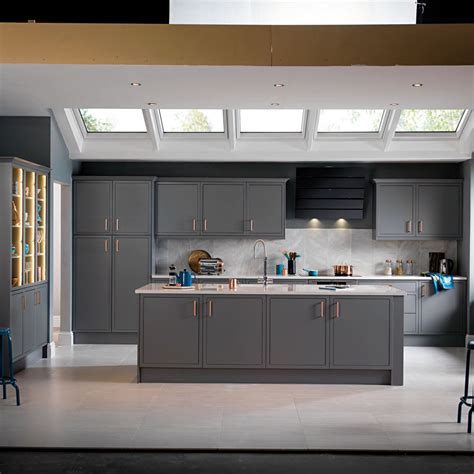 Dunham Midnight Kitchen Style & Ranges   Magnet Trade