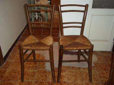 sedie impagliate coppia di sedie impagliate d epoca a lucca kijiji