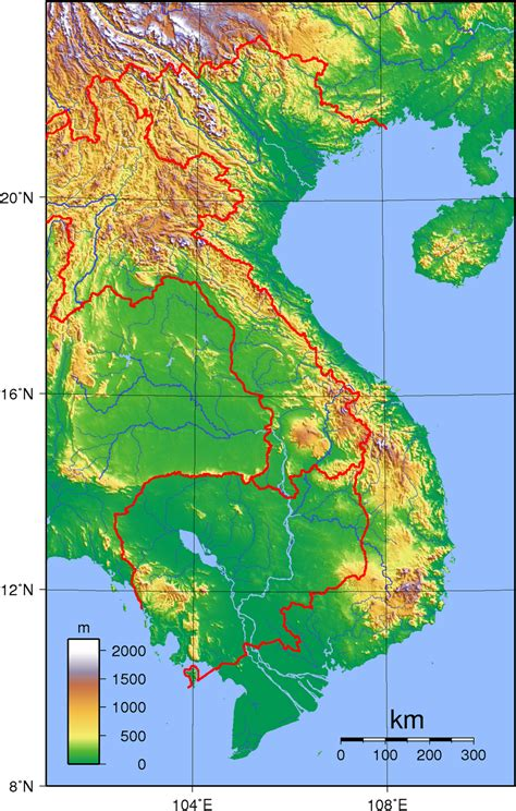 5 themes of geography vietnam marxist vietnam geography