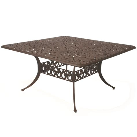 st augustine patio furniture st augustine cast aluminum dining patio furniture by hanamint family leisure
