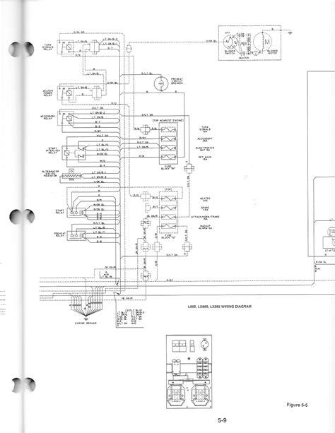 skid steer 260 wiring diagram skid get free image about wiring diagram