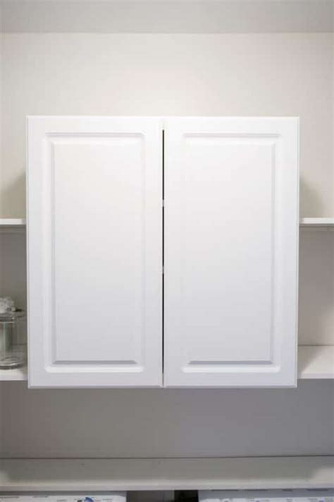 add shelves to cabinets the easiest way to add trim to a cabinet
