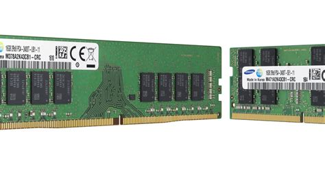 Midas Ram Pc Ddr4 8gb samsung to market with 10 nanometer dram it news