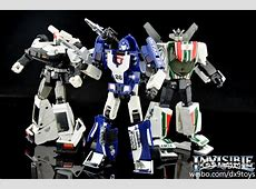 DX9 D03I Invisible (Mirage) | TFW2005 - The 2005 Boards G1 Transformers Mirage Review