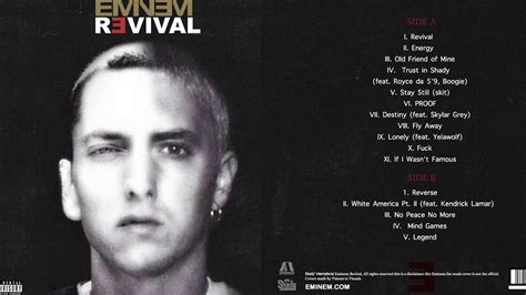 eminem revival itunes eminem revival clean version itunes purchased