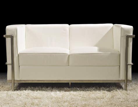 sofa le corbusier lc replica del sofa de le corbusier en piel
