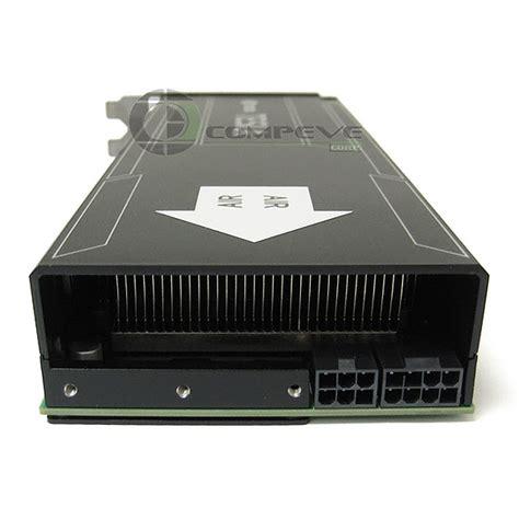 nvidia tesla k10 8gb gk104 gpu graphics hp b3m66a 688982
