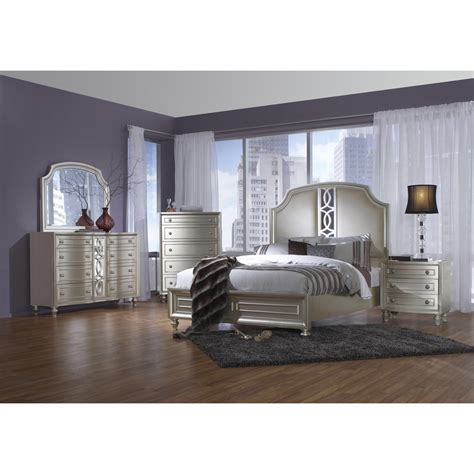 Avalon Bedroom Set by Avalon Regency Park 5 King Bedroom Set
