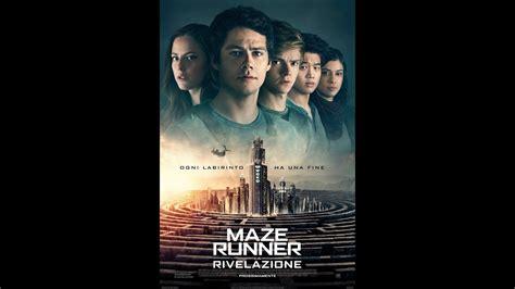 film completo maze runner ita maze runner la rivelazione nuovo trailer ita ufficiale