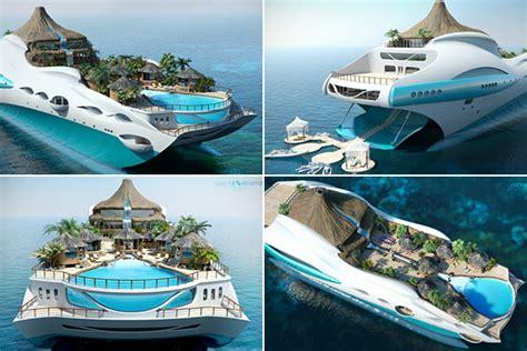 yacht island design 10 most incredible luxury yachts webjazba science